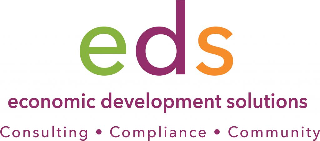 EDS Logo WHITE_