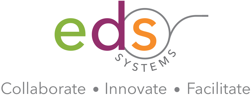 EDS Systems Logo WHITE 3